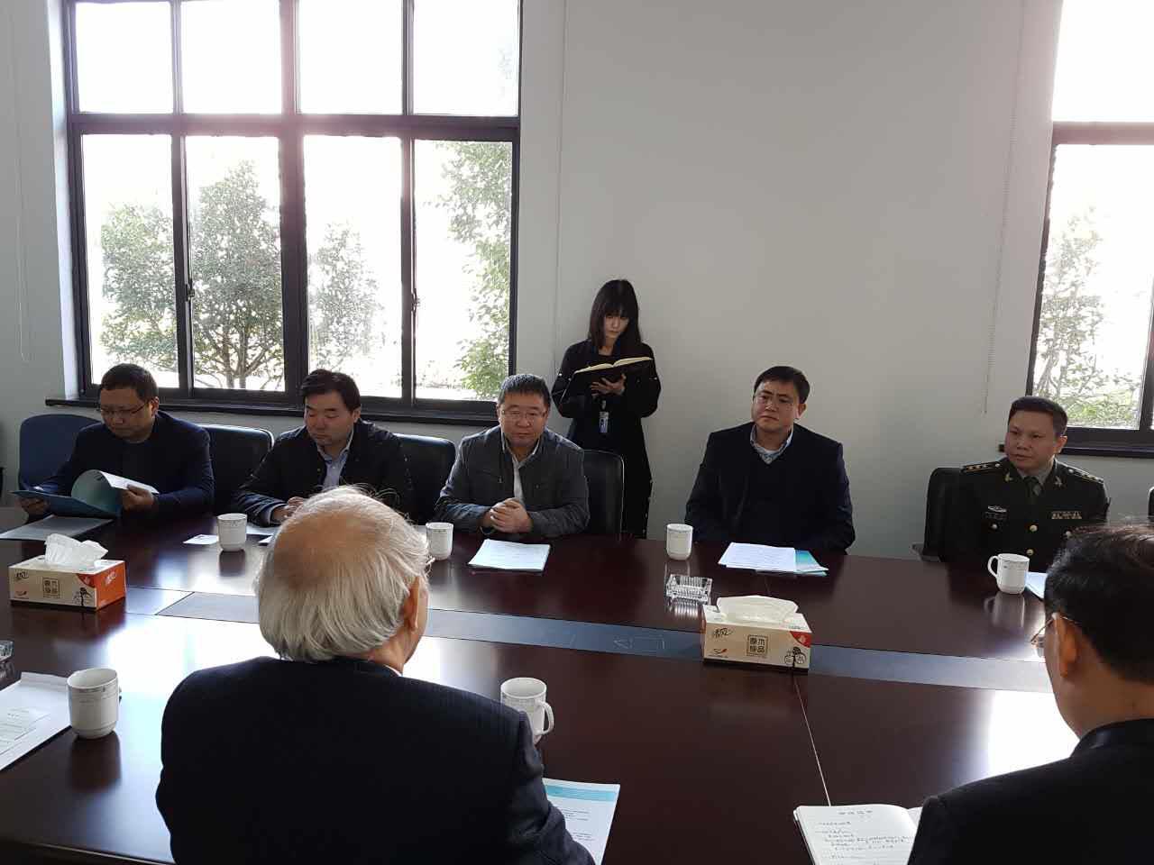 丹阳市黄春年代市长视察日本汽车零部件产业园